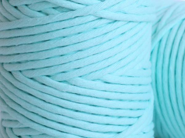Urdimbre, cordón de algodón