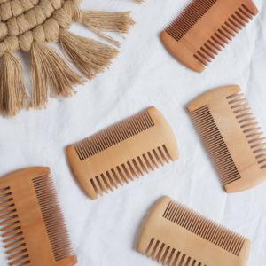 wooden Comb | Peine de madera